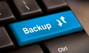 Backup secure naar AWS S3